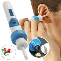 Electric Cordless Vacuum Ear Cleaner Ear Wax Safe Remover Cl