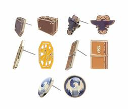 Fantastic Beasts and Where To Find Them Enamel Metal Stud Ea