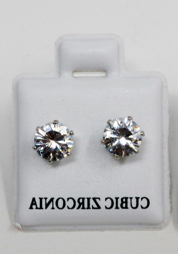 72 HI-QUALITY SILVER ROUND EARRINGS STORE OWNERS