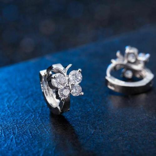925 Silver Crystal Stud 20 40 Day Delivery