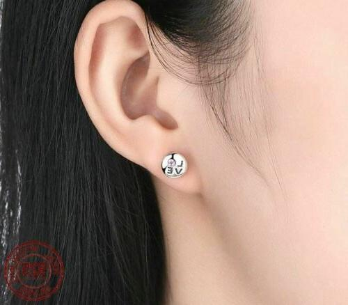 925 Crystals Earrings. 20 40 Day Delivery