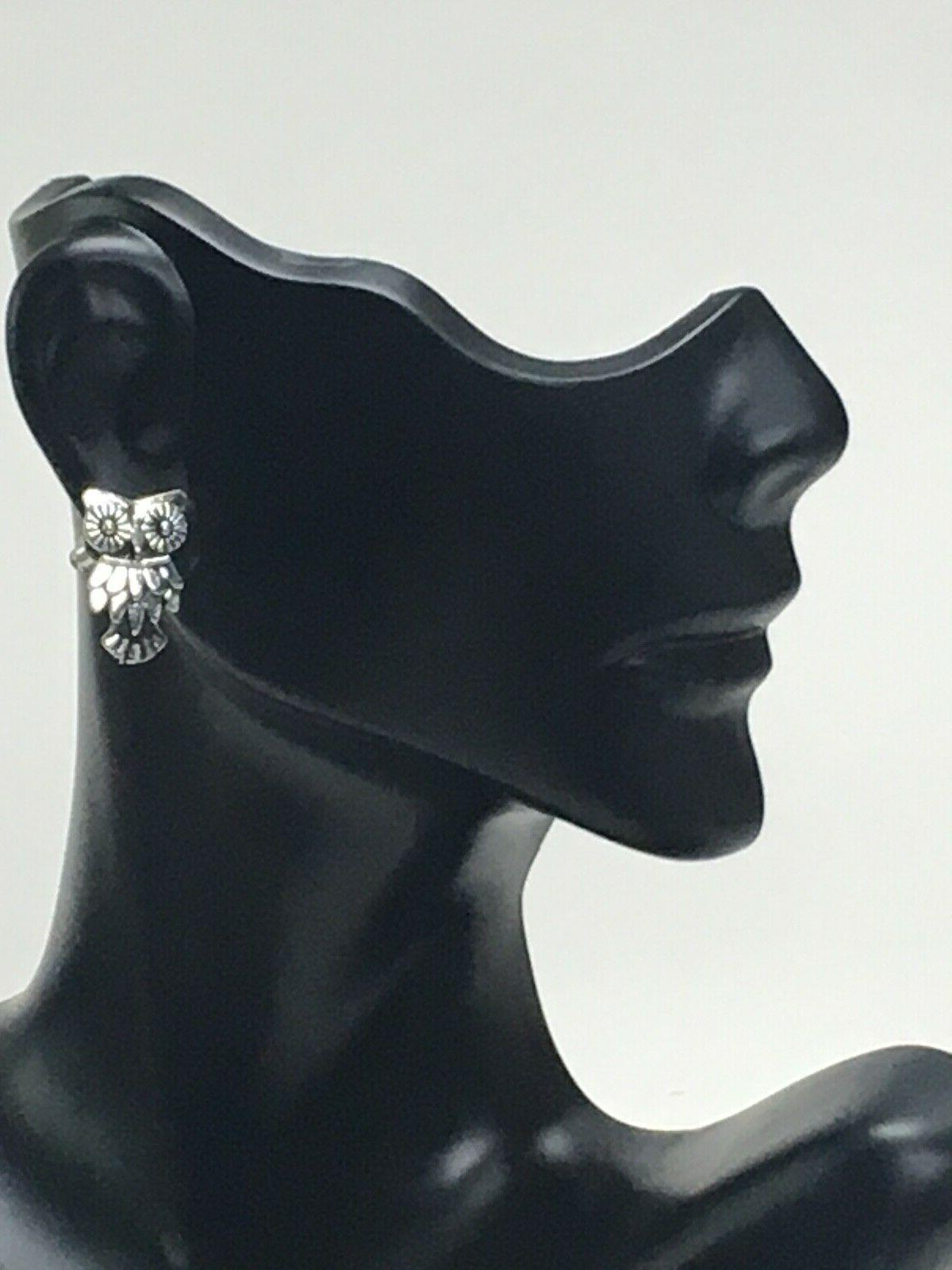 Beautiful Women's Silver Tone EARRINGS