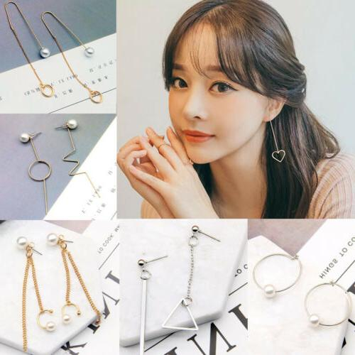 1Pair Fashion Simple Stylish Women Earrings Ear Multiple Cat