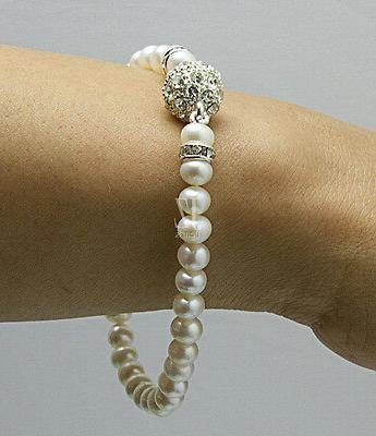 Freshwater Pearl with Clasp
