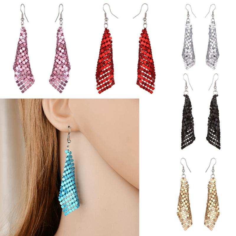 New Women Tassel Dangle Jewelry