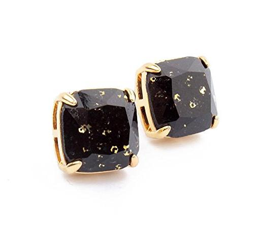 kate Gold-Tone Stone Stud