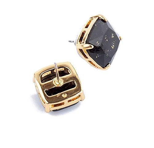 kate spade new york Gold-Tone Gilded Stud Earrings