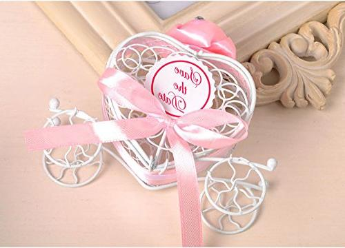 Yaida1pc New Romantic Carriage Sweets Box Party