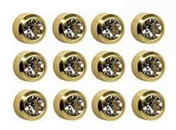 Caflon Surgical Regul 4mm Ear piercing Earrings studs 12 pai