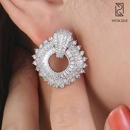 Top Brand New Design Stud Earring Handmade for Women Wedding