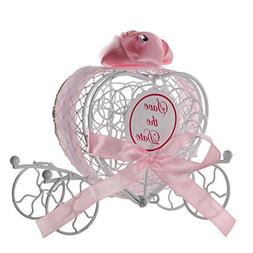 yaida1pc candy romantic carriage sweets